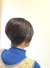 ☆ミセス☆ショート☆